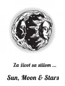 Logo Sun, Moon & Stars
