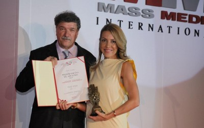 "Nagrada ""Biznis Partner 2012"""