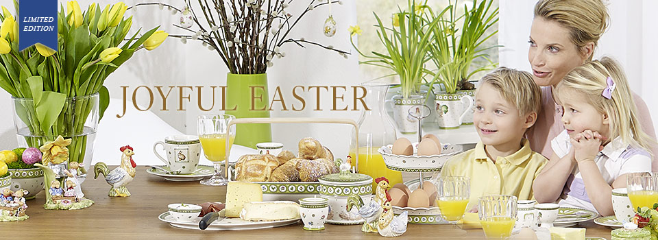 Uskrs, radost u našem domu …