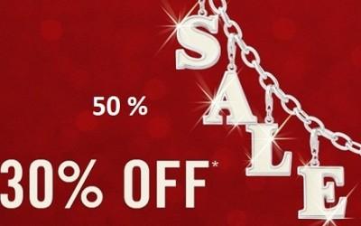 Swarovski popust 30% i 50%