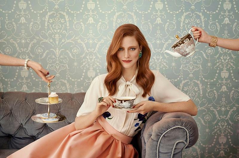 Daisy Tea Story