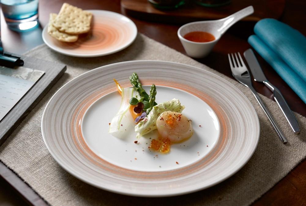 """""""Amarah"""" – Novi dekor za sofisticiranu gastronomiju i nežne boje na stolu"""