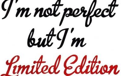 Limited edition … Limitirane edicije …