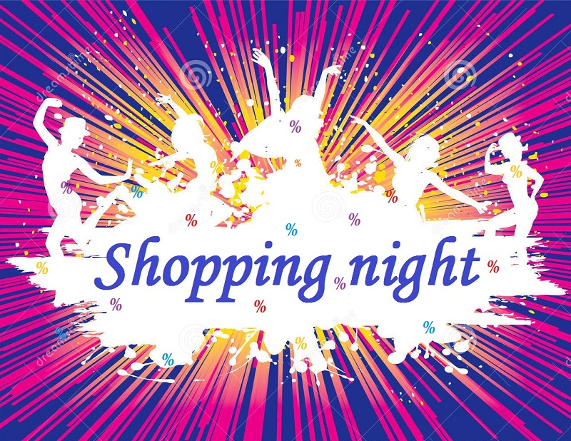 Shopping Night