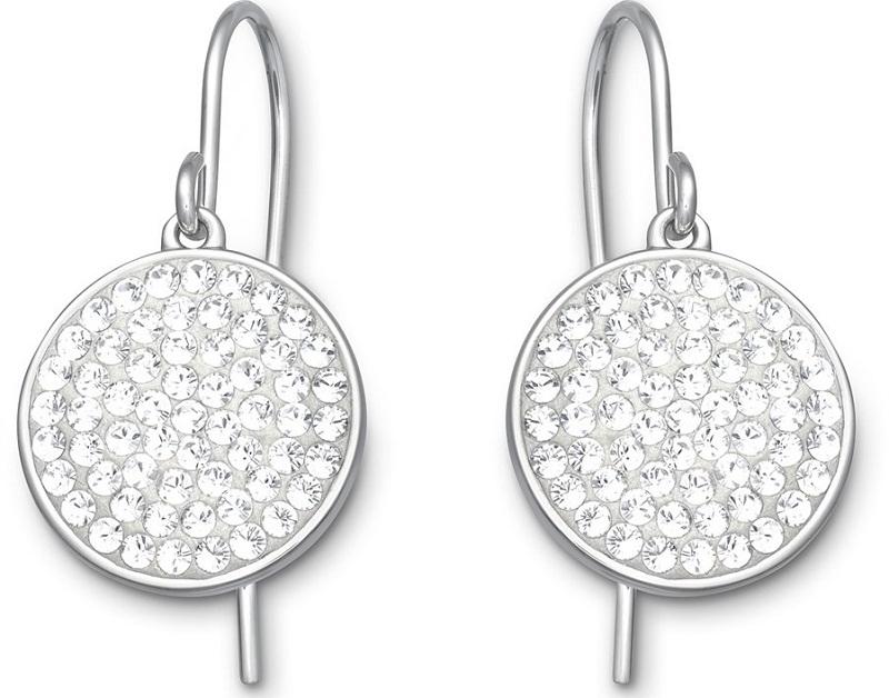 Top minđuše karakteriše minimalistički stil sa prelepim sjajem kristala Pointiage® tehnike i blagom siluetom.