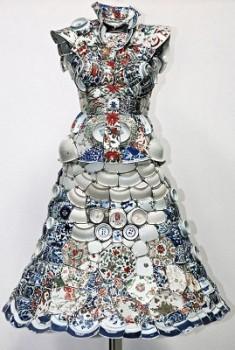 Haljina od porcelana