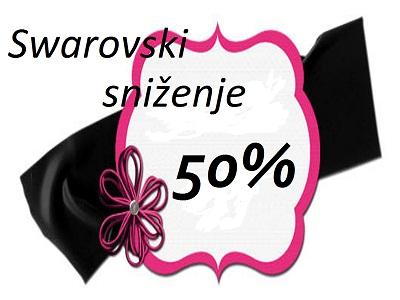 Swarovski – 50%