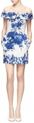 Haljina plava
