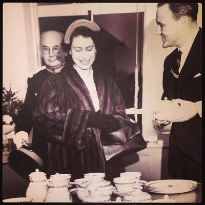 Kraljica Elizabeta Wedgwood