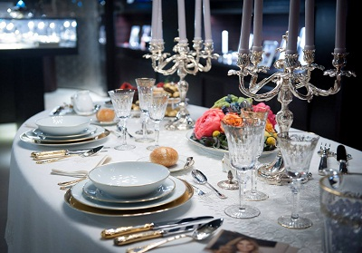 Kraljevsko srebro na našem stolu …