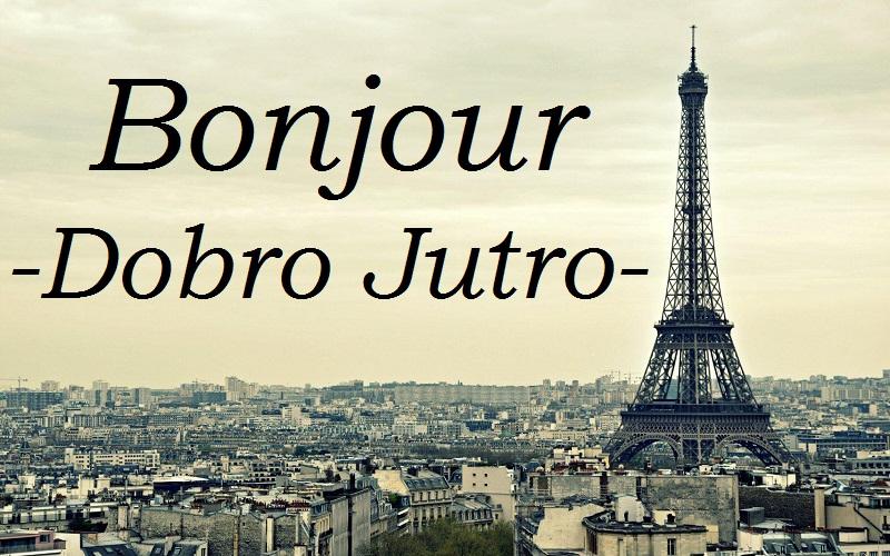 Dorucak u Parizu
