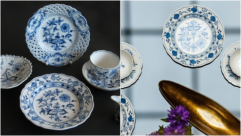 Blue Onion Meissen