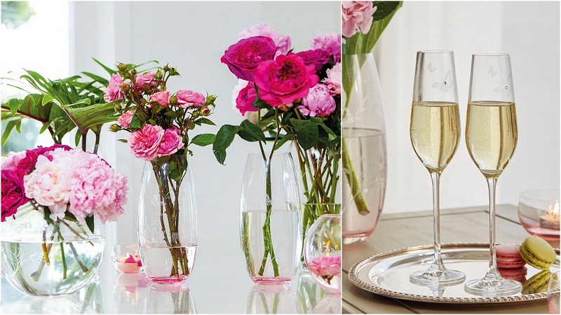 Miranda Kerr glass giftware