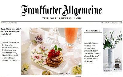 Vesti iz Frankfurta …