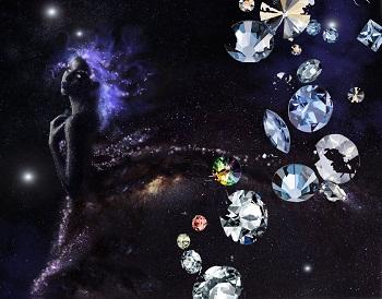 Kristalna galaksija …