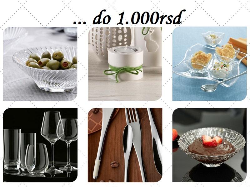 do 1.000rsd