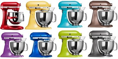 KitchenAid kuhinjski aparati