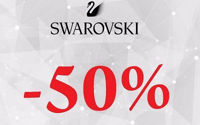 Swarovski sniženje -50%
