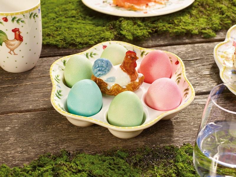 Villeroy & Boch tanjir za jaja