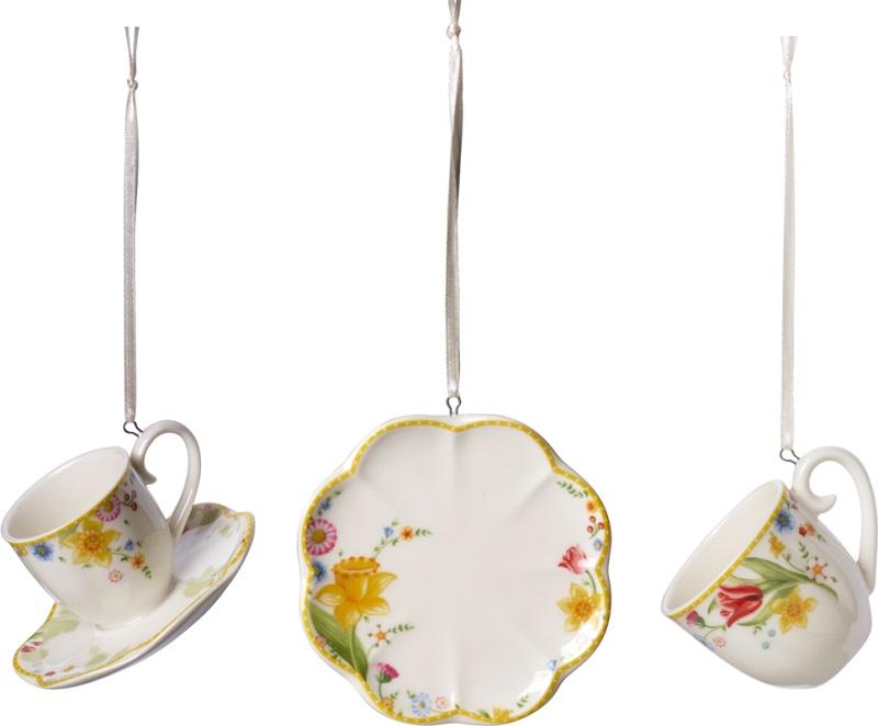Villeroy & Boch viseci ornamenti