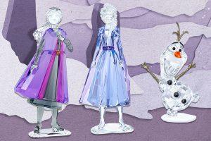 Frozen 2 - Swarovski kolekcija